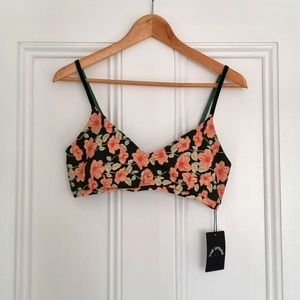 Brand new with tags The Upside Poppy Ballet Bra size XL